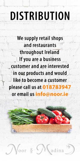 Noor & Madina | Distributors & Wholesalers of Asian / Afro